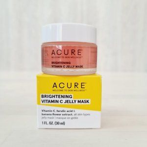 Acure Brightening Vitamin C Jelly Face Mask